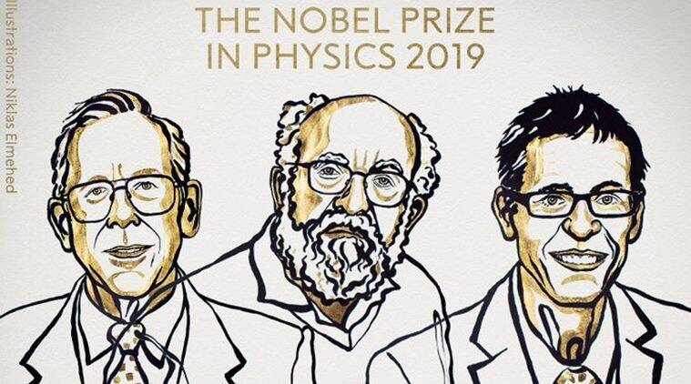 Nobel prize in physics 2019: Award for the study of the universe