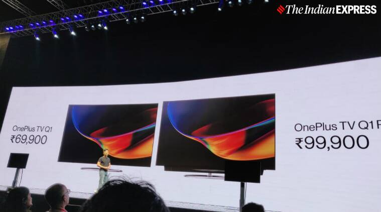 OnePlus TV, OnePlus TV launched, OnePlus TV price, OnePlus TV specifications, OnePlus TV Reliance Digital
