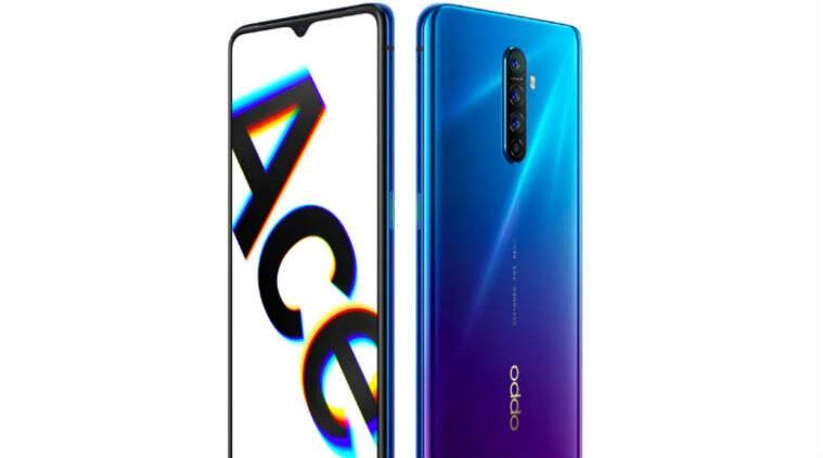 Oppo Reno Ace, Oppo Reno Ace launched, Oppo Reno Ace price, Oppo Reno Ace specs, Oppo Reno Ace specifications, Oppo Reno Ace India launch, Oppo Reno Ace price in India
