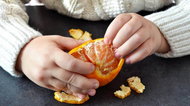 weight loss, orange in winter, Vitamin C for the skin