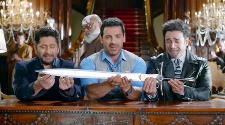 Image result for pagalpanti trailer