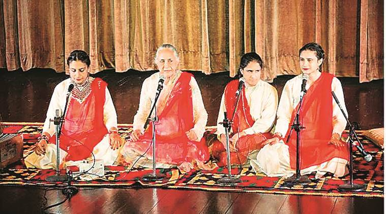 Tribute from Pakistan: All-woman group sings Guru Nanak's composition