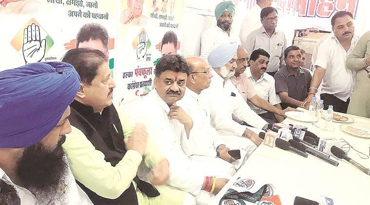Flyover will be built between Sector 20 and 12A: Congress' Panchkula candidate Chander Mohan