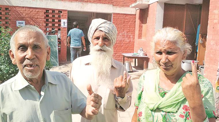 Panchkula: They come, they promise, 'nothing changes', but these colonies still vote