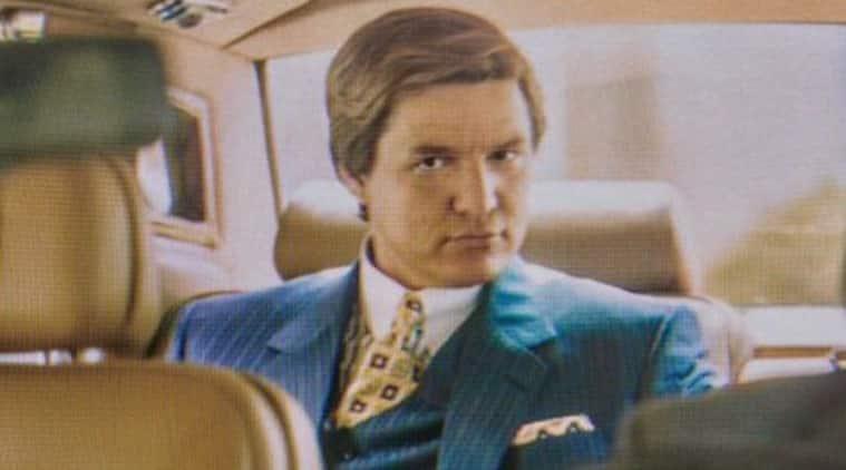 Pedro Pascal wonder woman 1984
