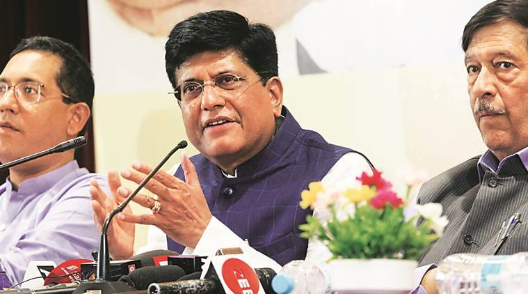 Banerjee's thinking Left-leaning, people rejected it: Goyal