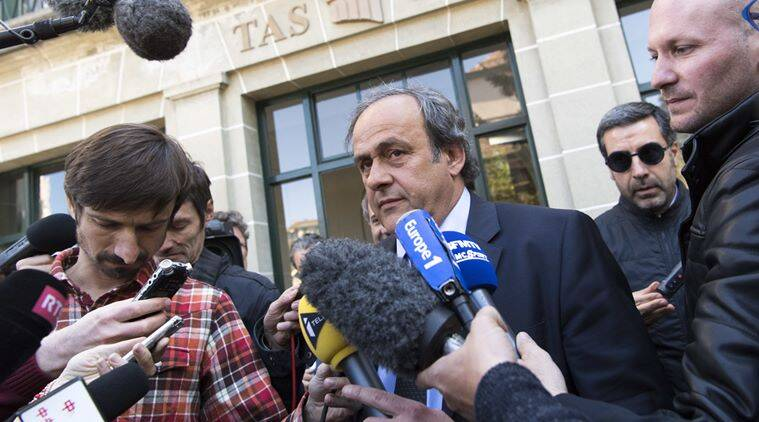 Michel Platini plans comeback, legal fight after 4-year FIFA ban