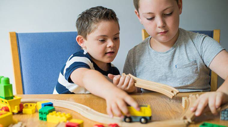 play, children with intellectual disabilities