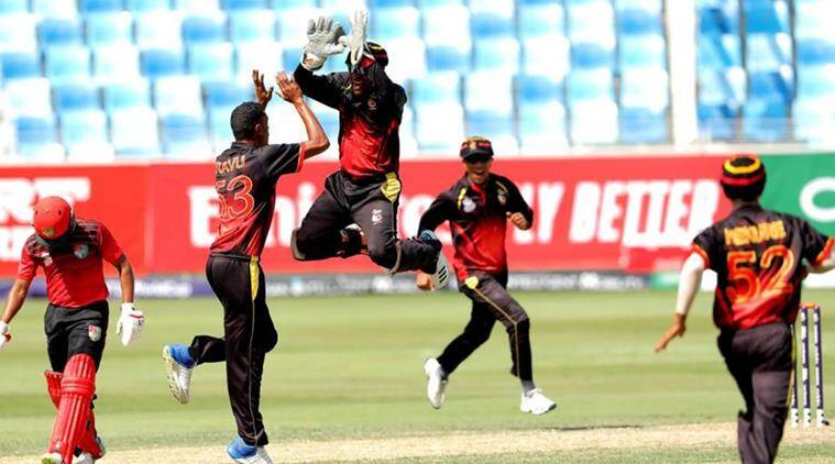 Papua New Guinea Qualifies For ICC T20 World Cup 2020