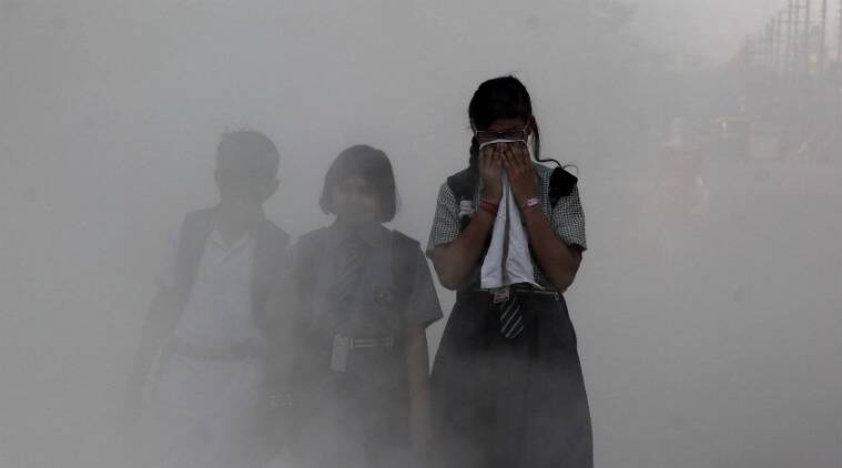 Punjab water law change, delayed burning, wind pattern behind NCR smog