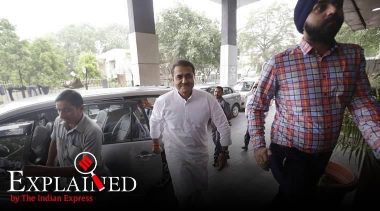 Explained: Alleged links between Praful Patel and Dawood aide Iqbal Mirchi