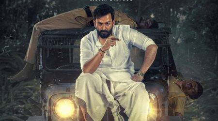 prithviraj movie