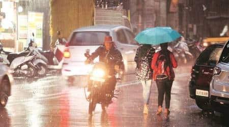 Pune rains, Pune rains update, Pune rainfall forecast, Pune news, monsoon in Pune this year, Pune rain