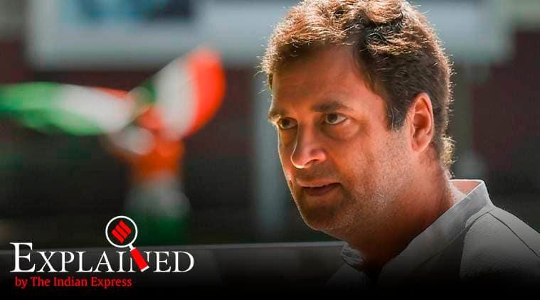 rahul gandhi, rahul gandhi defamation case, rahul gandhi suit boot ki sarkar remark, congress vs bjp