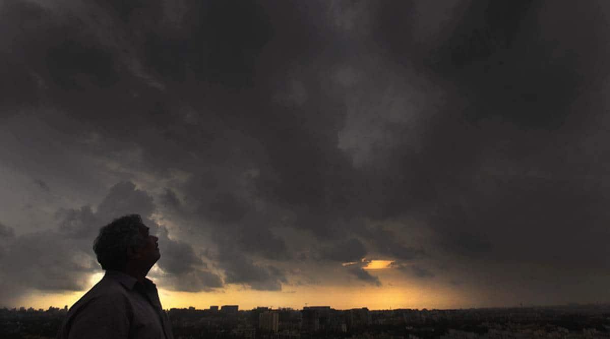 Maharashtra rains, Maharashtra weather, IMD predicts rains in v Marathwada rains, Pune weather today, Indian express