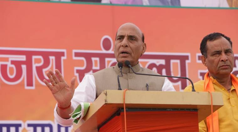 Rajnath Singh with 'utter politeness' warns Pakistan to change their thinking