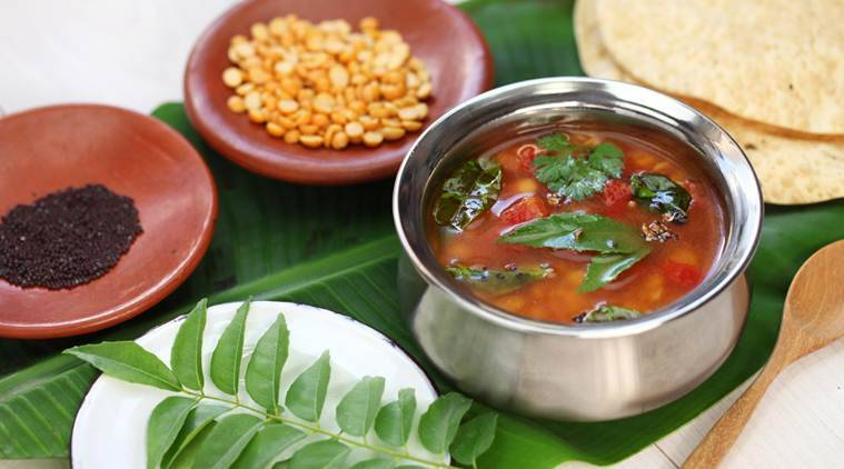 South indian cuisine, benefits of rasam