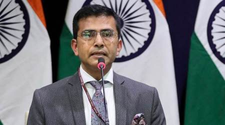 Two-plus-two Indo-US dialogue, Indo-US dialogue in Washington, Indo-US dialogue on December 18, US body says sanctions against amit shah, citizenship amendment bill, indian express, Raveesh Kumar, A K Abdul Momen