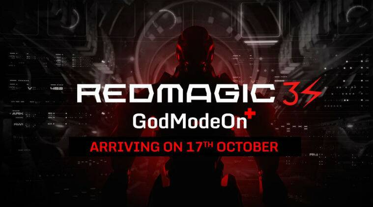 Nubia Red Magic 3S with Snapdragon 855+ to launch in India on Oct 17