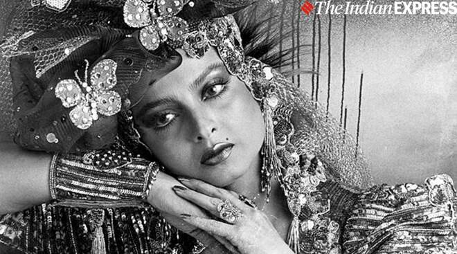 Happy Birthday Rekha: Rare photos of Bollywood's Umrao Jaan