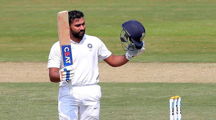 Rohit Sharma reaches career-best 17th in ICC Test Player Rankings