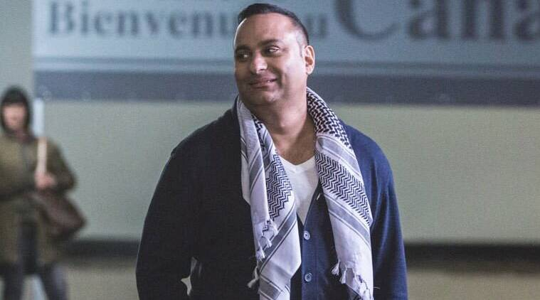Russell Peters comedian