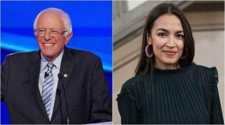 2020 US Presidential Elections: Alexandria Ocasio-Cortez to endorse Bernie Sanders