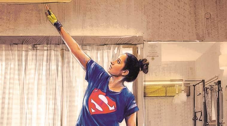 Sania Mirza, Sania Mirza Tennis, Sania Mirza baby, Sania Mirza grandslams, Sania Mirza on motherhood, Indian Tennis, Sports, Indian Express
