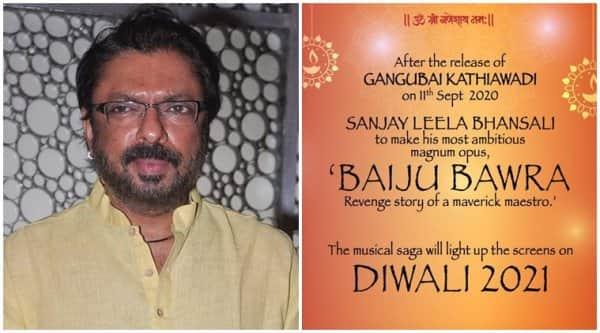 sanjay leela bhansali Baiju Bawra