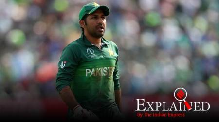 Sarfaraz Ahmed, Sarfaraz Ahmed sacked, Pakistan captain Sarfaraz Ahmed sacked, World Cup 2020, Pakistan Cricket Board, Sarfaraz Ahmed Pakistan, Cricket news, Express Explained, indian express