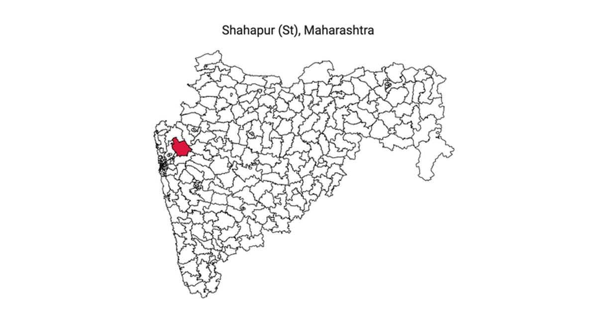 shahapur Election Result, shahapur Election Result 2019, shahapur Vidhan Sabha Chunav Result, shahapur Vidhan Sabha Chunav Result 2019