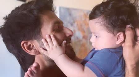 Shahid Kapoor, mira rajput, misha zain, parenting