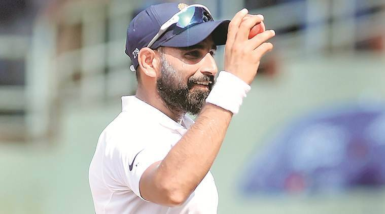 Ice baths, fresh shirts kept Shami going during his hot streak on Day 5