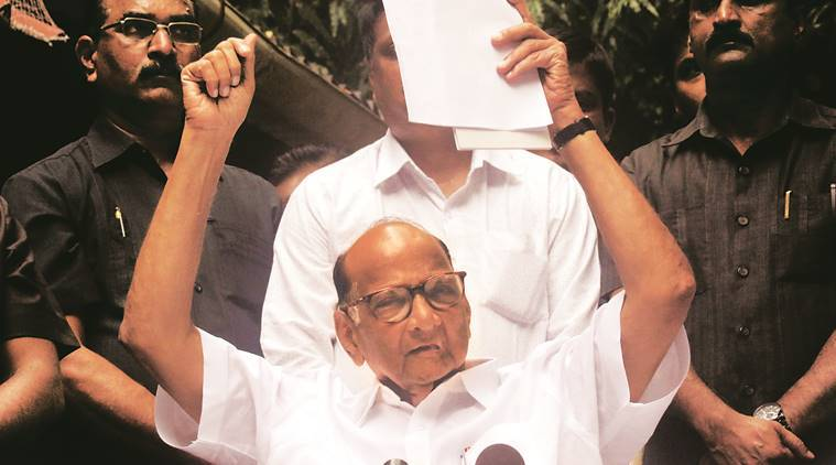 Pushed to the wall, Pawar spearheads NCP resurgence