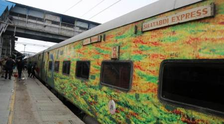 Shatabdi train, Shatabdi train mishap, Shatabdi train mishap death toll, Shatabdi train mishap toll, punjab news, india news, indian express