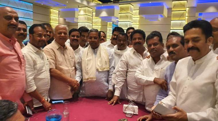 Siddaramaiah places in the post of Leader of Opposition