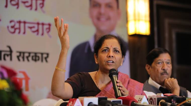 GST may have flaws, but it's the law now: Finance Minister Nirmala Sitharaman