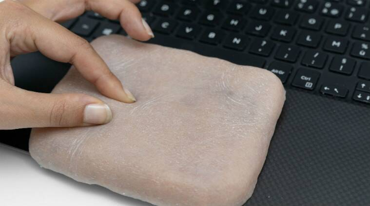 Phone cases made of artificial human skin are 100% pure nope