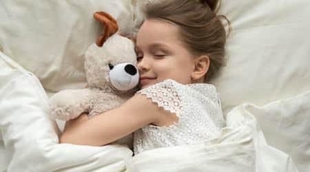good nights sleep kids, exams