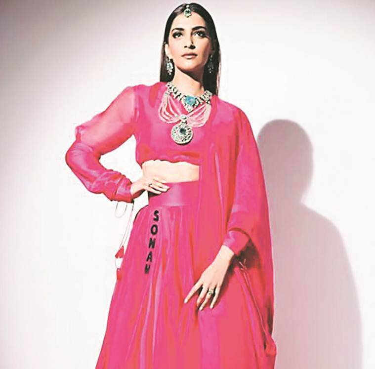Designer Anamika Khanna On Invoking Global Silhouettes And The Need To Invest In Timeless Classic Pieces Lifestyle News The Indian Express