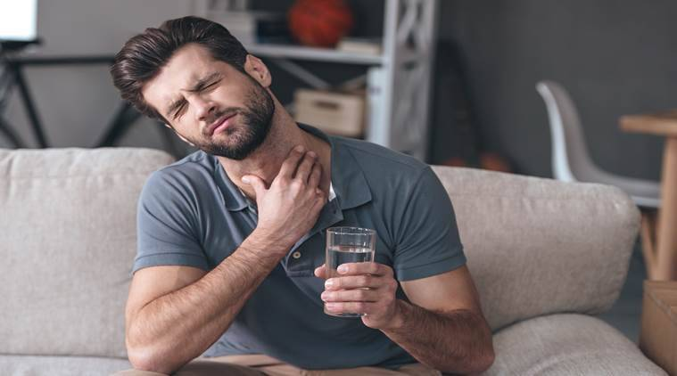 sore throat, throat pain, home remedies, indian express news