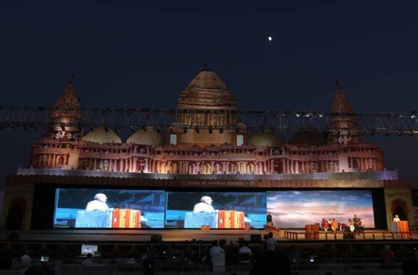 Dussehra 2019: PM Modi attends Vijayadashami celebrations at Delhi's Dwarka