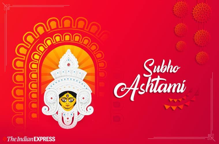 Happy Maha Ashtami, Durga Ashtami 2019 Wishes Images HD