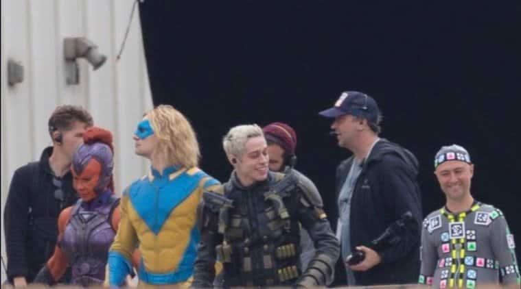 The Suicide Squad set photos