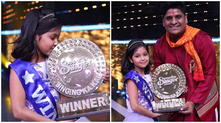 Superstar Singer winner: Prity Bhattacharjee bags the trophy and 15 lakhs cash prize