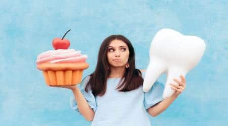 teeth, healthy teeth, bad habits, indian express news