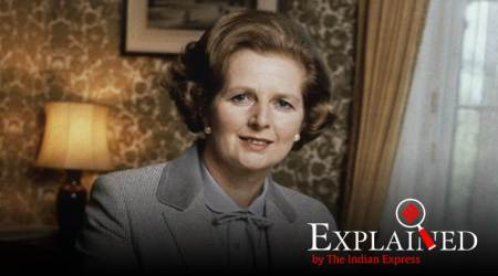 Margaret Thatcher, Margaret Thatcher on terrorism, ajit doval on terrorism, ajit doval margaret thatcher, indian express explained