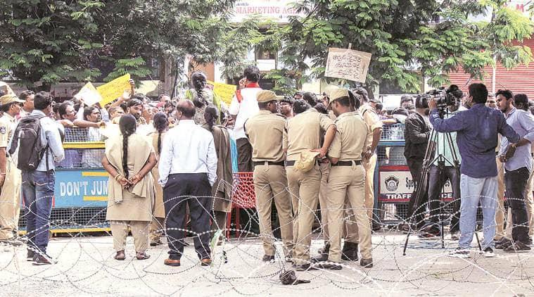 TSRTC unions, telangana state bus transport, telangana bus employees strike, K Chandrasekhar Rao