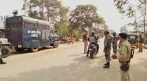 Two NLFT ultras, who operated under several aliases, surrender with arms before Tripura Police
