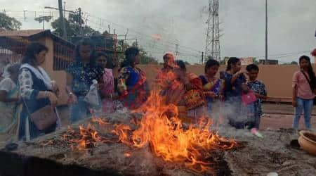 Tripurasundari Temple priests believe Diwali puja without slaughter is 'incomplete'